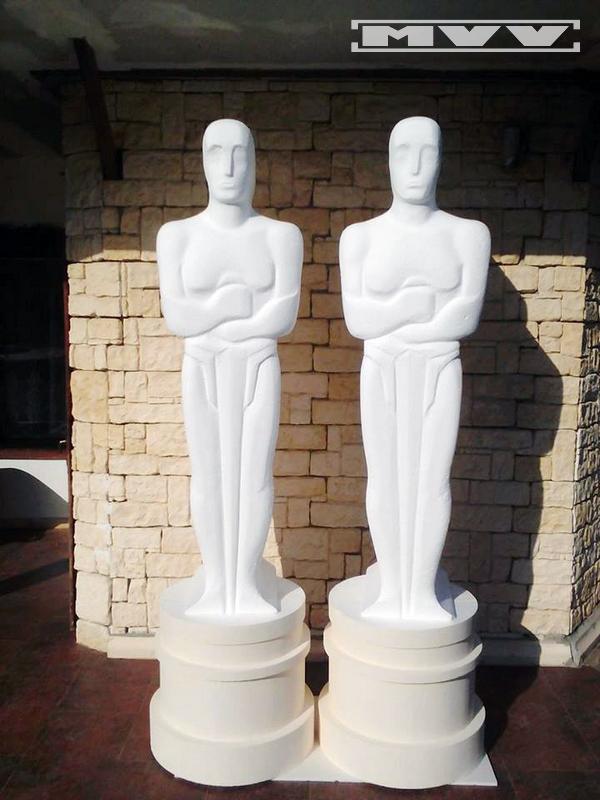 Скулптури Оскар от EPS